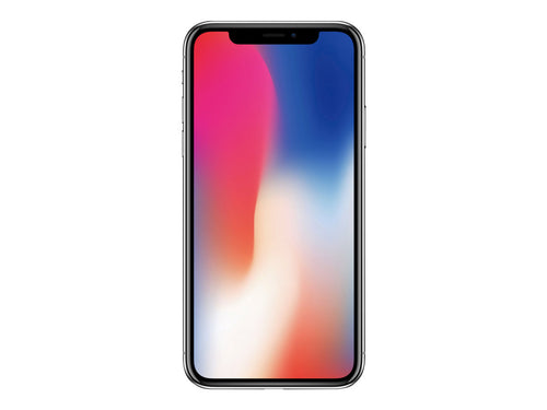 Apple iPhone X - Smartphone - 4G LTE Advanced - 256 GB - GSM - 5.8