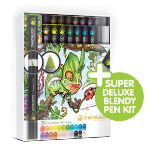 Chameleon Bundle - Super Deluxe Family Bundle
