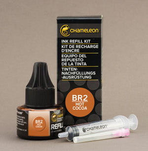 Chameleon Ink Refill Hot Cocoa BR2