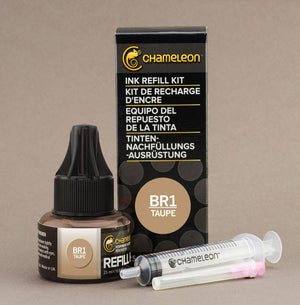 Chameleon Ink Refill Taupe BR1