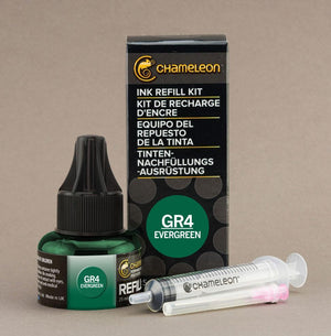 Chameleon Ink Refill Evergreen GR4