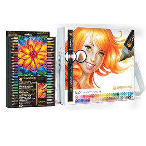 Chameleon Bundle - 52 Pen Set & Pencils