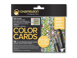 Chameleon Color Cards - Mirror Images