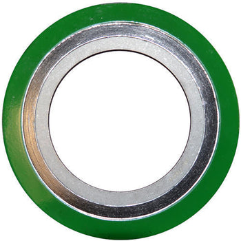Gaskets for Flanges, Compressed Fibers, Spiral Wound, Ring Joint