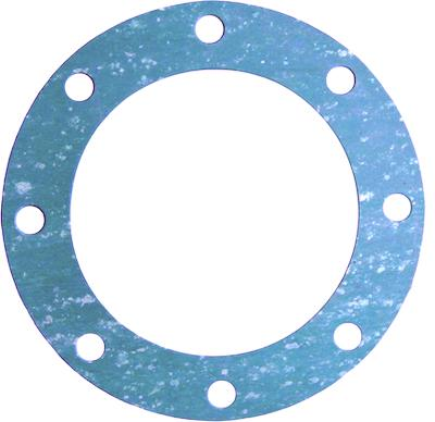 Flat Full Face Gasket for ASME B16.5 Flanges, ASME B16.21, Inorganic fibers with NBR binder - Projectmaterials.com
