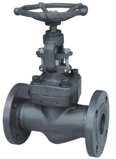 Forged Globe Valve, Bolted Bonnet, Full Port, OS&Y, Flanged RF, API 602 BS 5352 - Projectmaterials.com