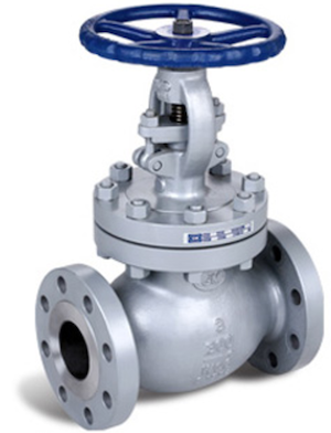 Cast Globe Valve, BS 1873/API 603, Bolted Bonnet, OS&Y, Flanged RF - Projectmaterials.com