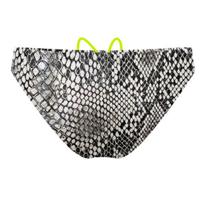 Sssnake Print - Waterpolo Brief