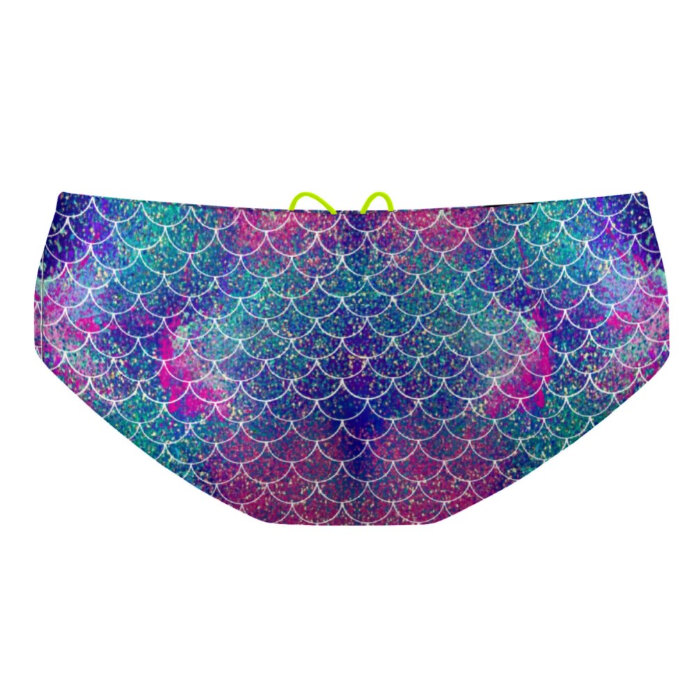 Mermaid Scales Classic Brief