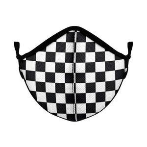 Checkered - Facemask