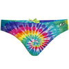 Tie Dye Colors - Bandeau Bottom