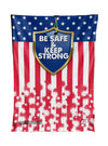 Be safe USA Mesh Bag