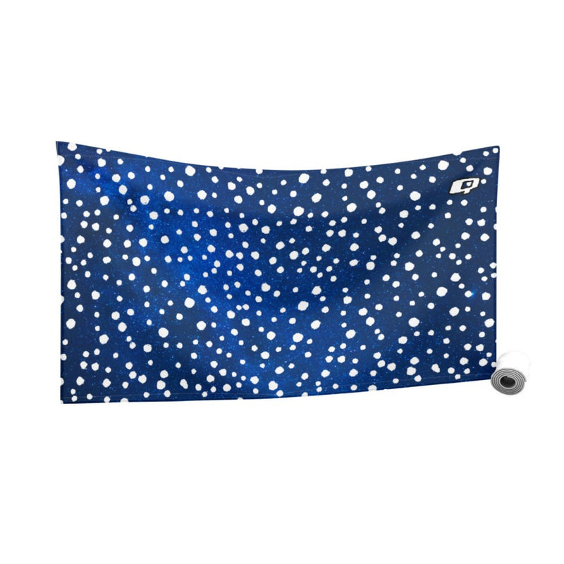 Dots Quick Dry Towel