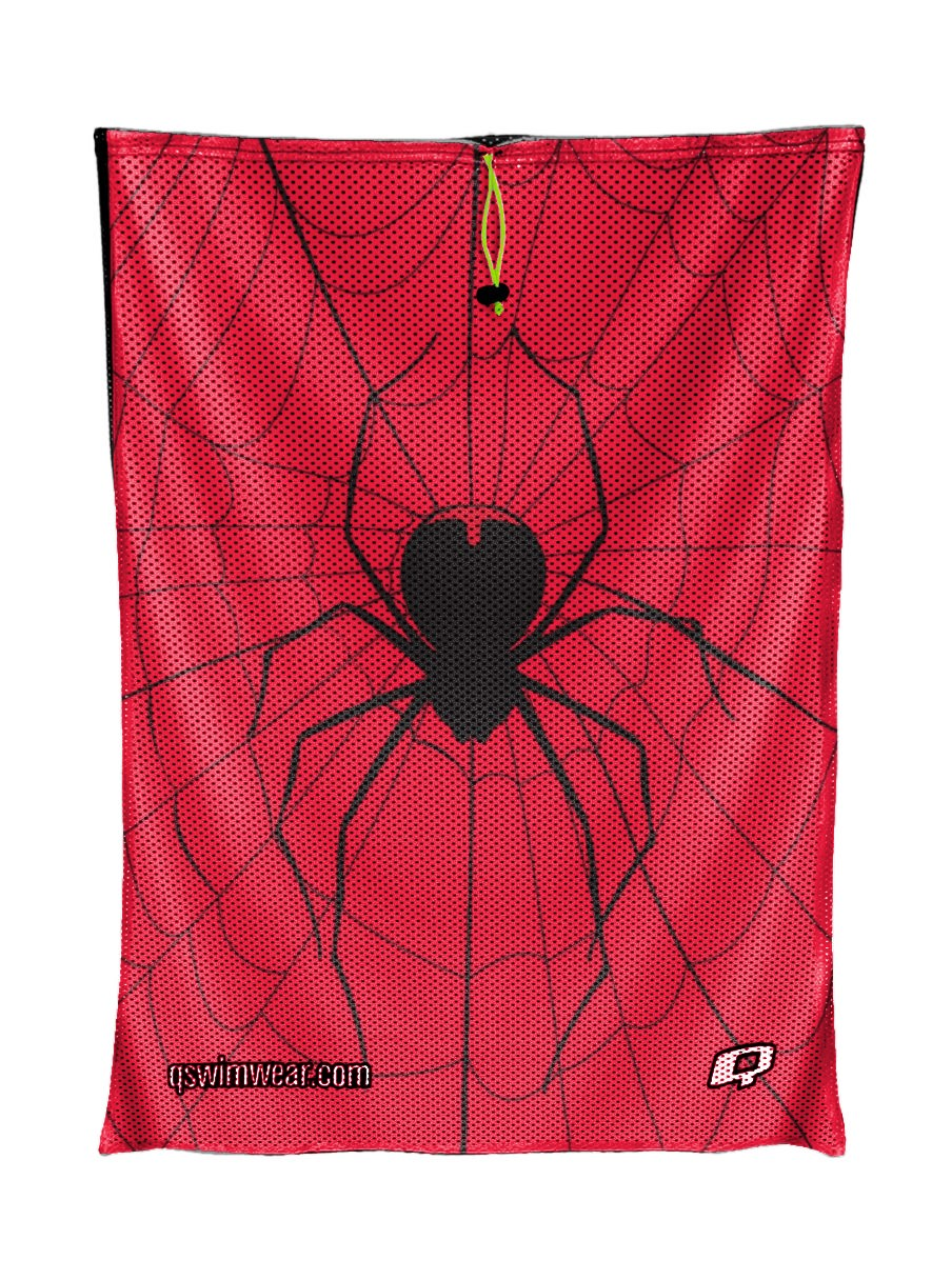 Spider Swimmer Mesh Bag