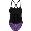 Purple Mandala - Tieback One Piece