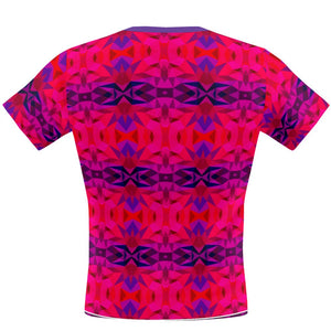 Kaleido Red Performance Shirt
