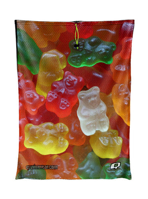 Gummy Bear Mesh Bag
