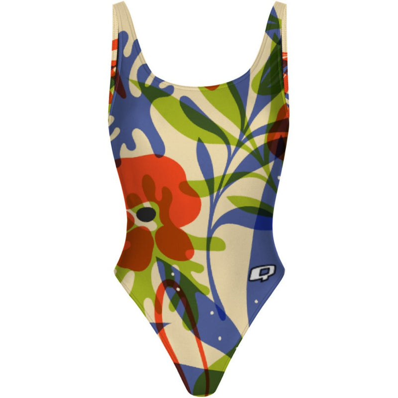 Buttercup - High Hip One Piece