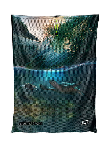 Underwater View Mesh Bag