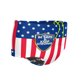 Be safe USA Drag Suit