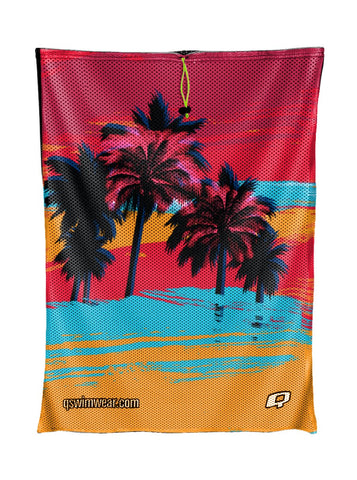Taco 'Bout Swimming Mesh Bag