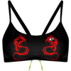 Red Dragon - Bandeau Top
