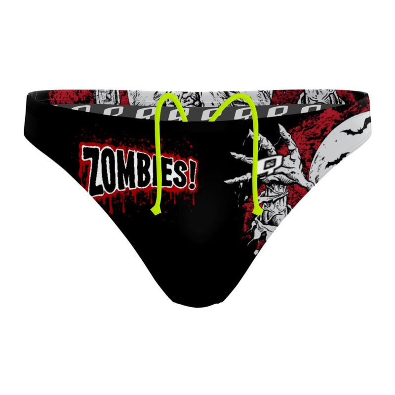 Zombies! - Waterpolo Brief