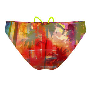 Cali Sun Waterpolo Brief