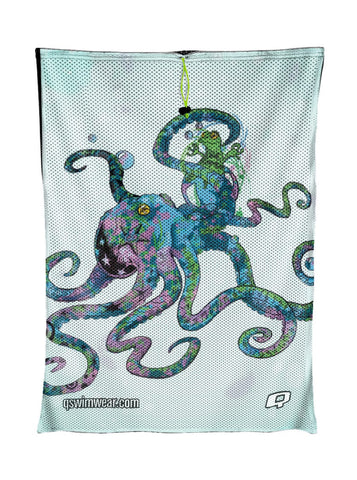 Tentacle Tickles Mesh Bag
