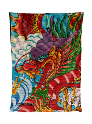 Dragon Mesh Bag
