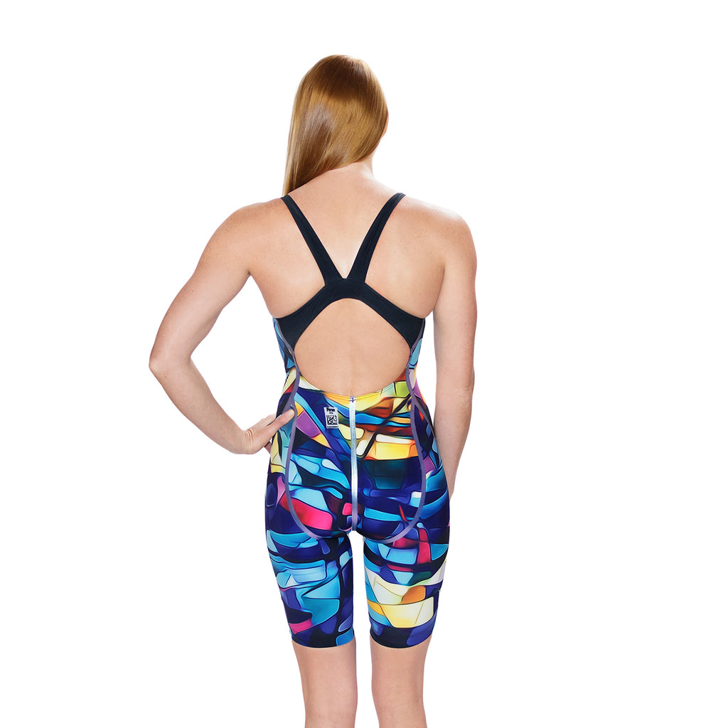 Glass Ocean Glyde Knee Skin - Q Swimwear