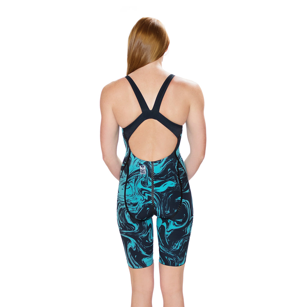 Carbon Glyde Knee Skin - Q Swimwear
