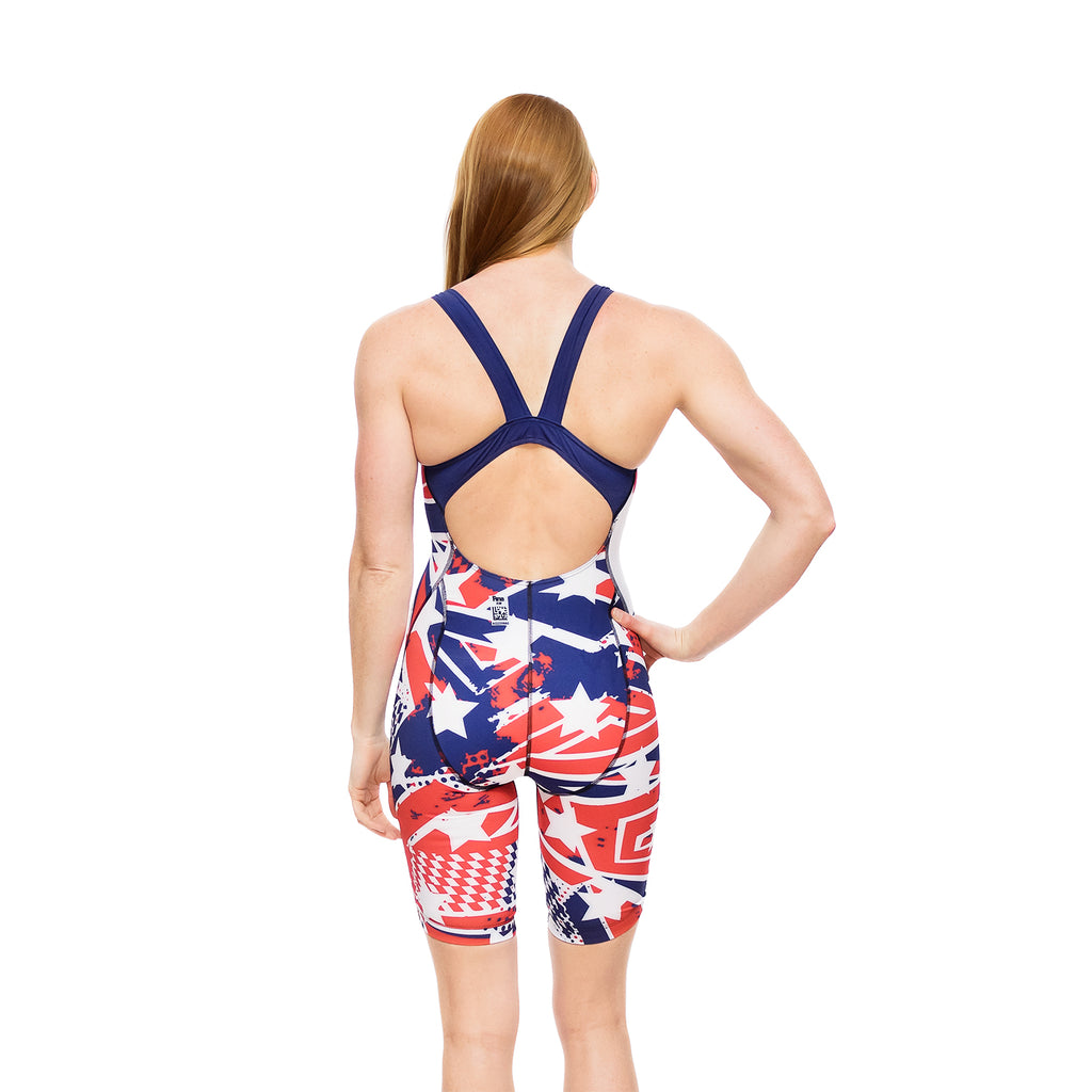 Star Crossed Q Tech+ Knee Skin - Q Swimwear