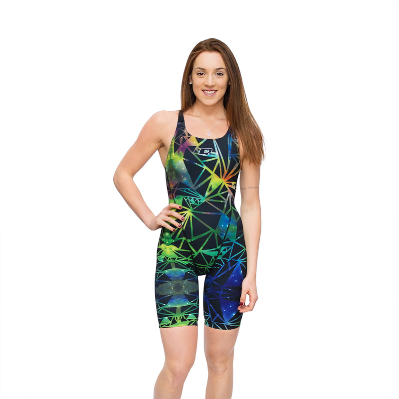 Dimension Q Tech+ Knee Skin - Q Swimwear