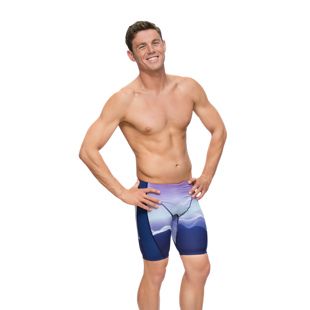 Sonic Q Tech+ Jammer - Q Swimwear