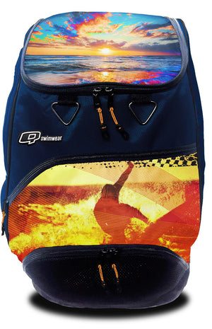 Surf Backpack-NAVY