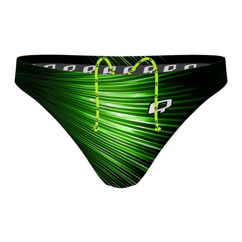 Green Volt Waterpolo Brief
