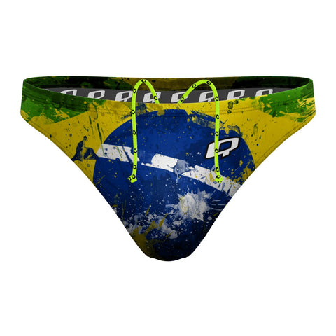 And A Happy New Year Waterpolo Brief