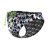 You are my Xmas Penguin Waterpolo Brief