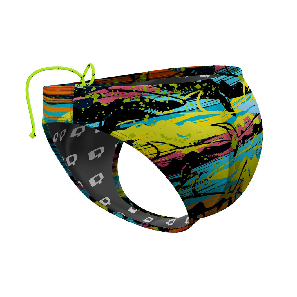 Baby Shark Waterpolo Brief