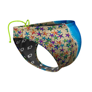 Sunkissed Starfish Waterpolo Brief