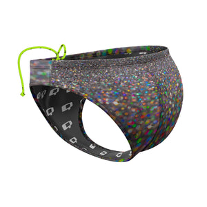 Dipped in Glitter Waterpolo Brief