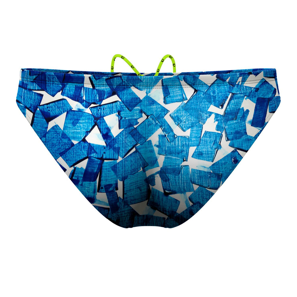 Sea Glass Waterpolo Brief