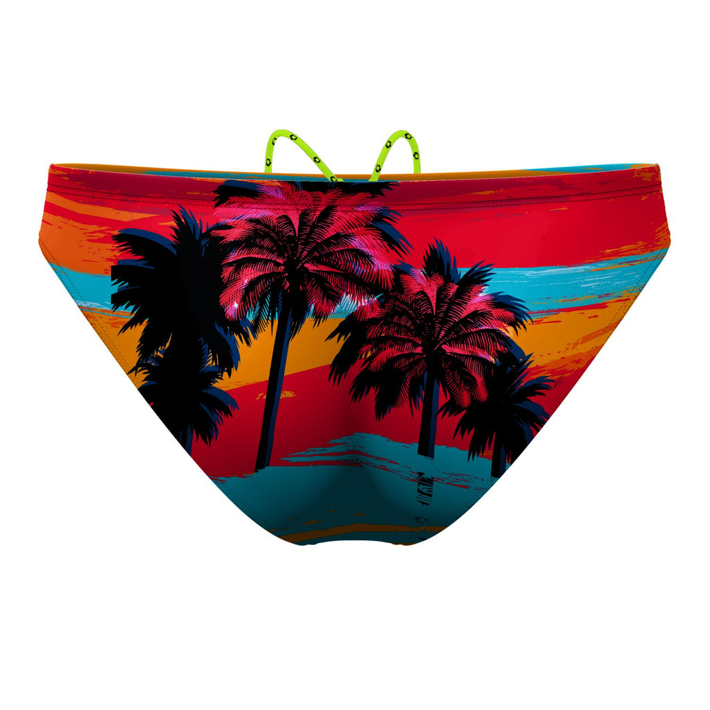 Tahitian Nights Waterpolo Brief