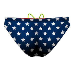 Stars and Stripes Waterpolo Brief