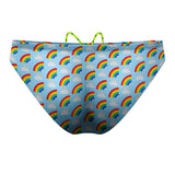 Head In The Clouds Waterpolo Brief