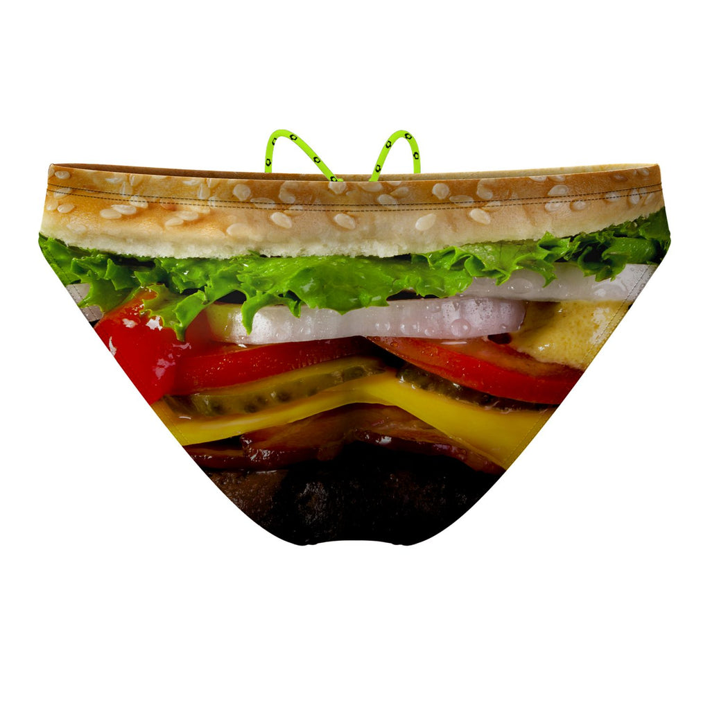 Hamburger Waterpolo Brief