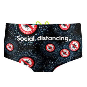 Be safe social distancing Drag Suit