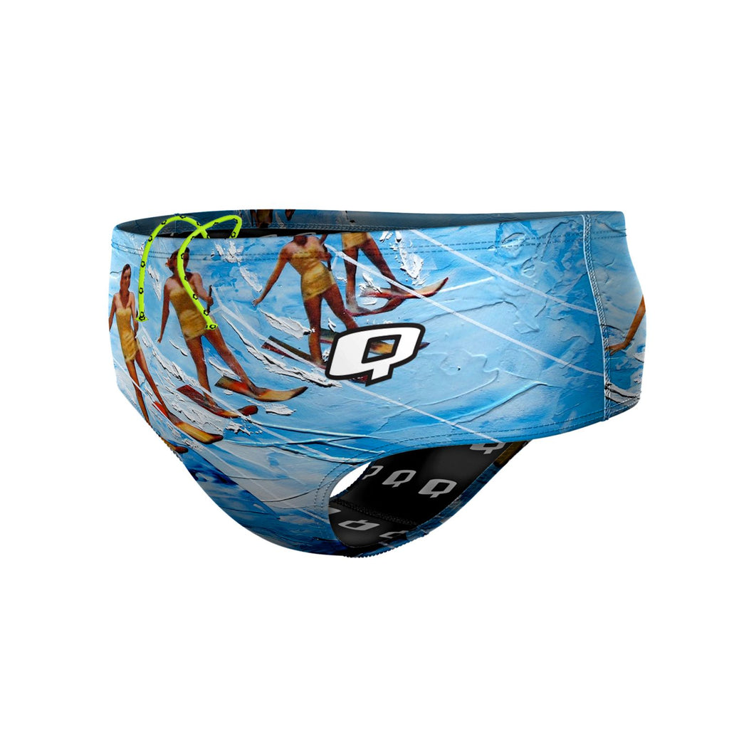 Rough Water Lagoon Classic Brief