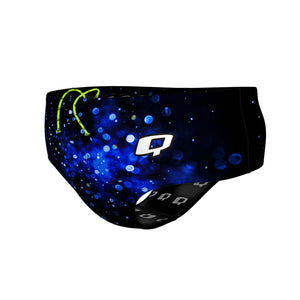 Sparkle Burst Blue Classic Brief